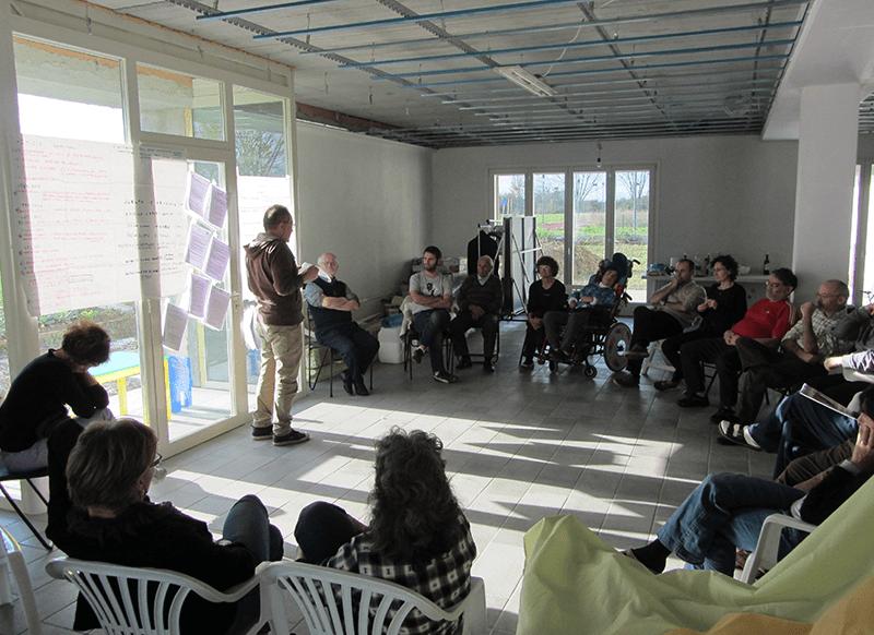 progettazione partecipata assemblea