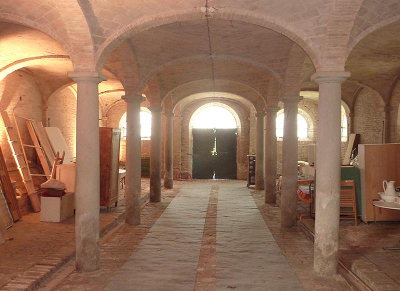 Corte San Martino stalla